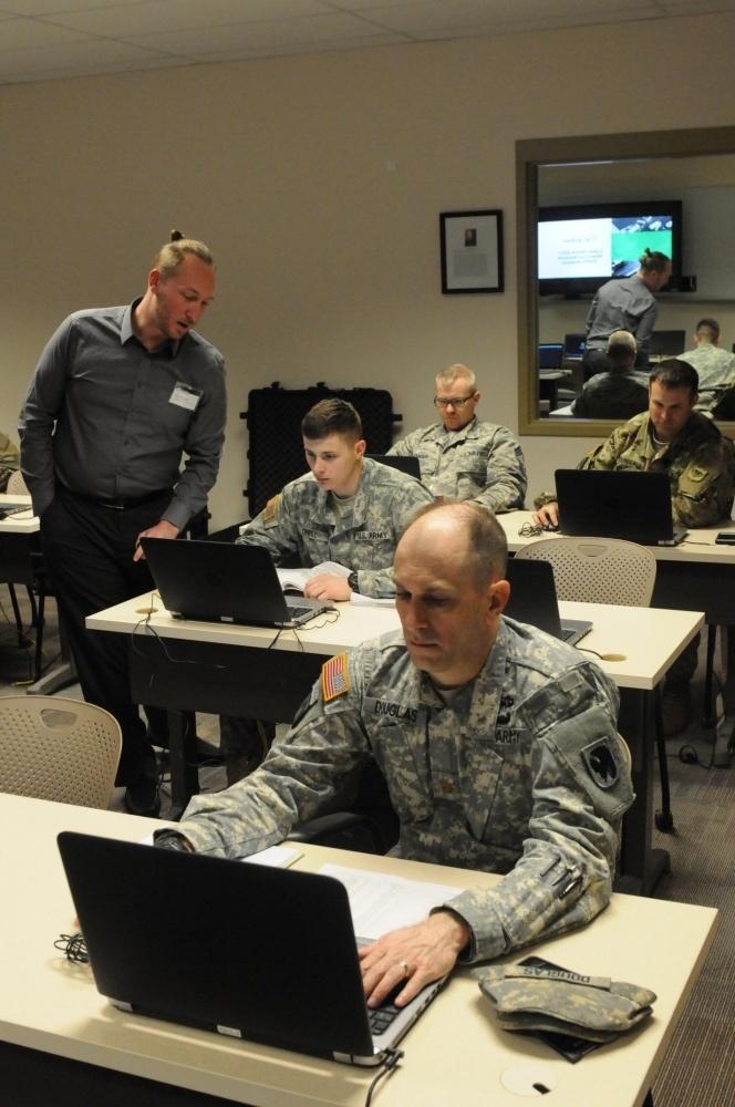 Training in Classroom