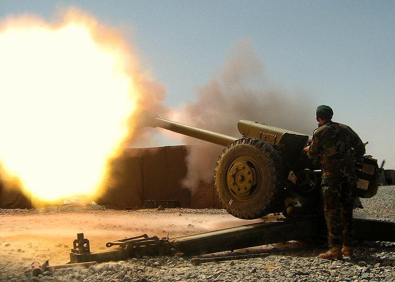 D-30 Howitzer X-Agent