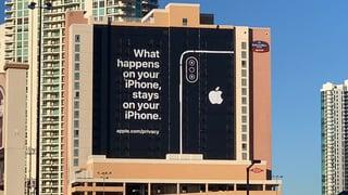 Apple Privacy Campaign
